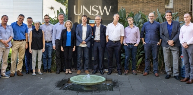 UNSW Global Water Institute team