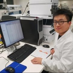 UNSW Global Water Institute Research - Zhaozhi Zheng