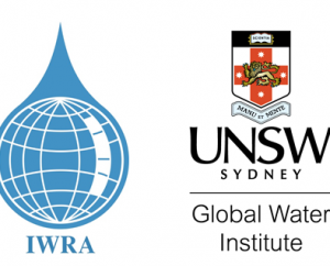 IWRA UNSW joint logos