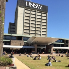 UNSW Global Water Institute Research ranking