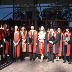 UNSW Global Water Institute Research PhD Graduation 2018