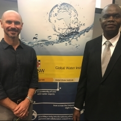 Dr Paul Odwori - Fish farming in Kenya