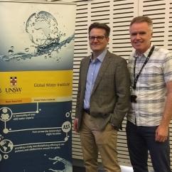 UNSW Global Water Institute Research - PFAS - Chris Higgins