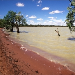 UNSW Global Water Institute Lake Eyre Basin - Richard Kingsford