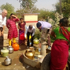 UNSW Global Water Institute - Clean water India