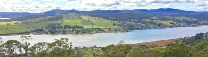 Global water institute research Tasmania