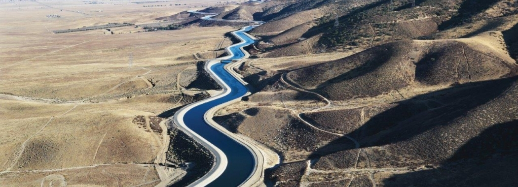 Global water institute research - California floodgates
