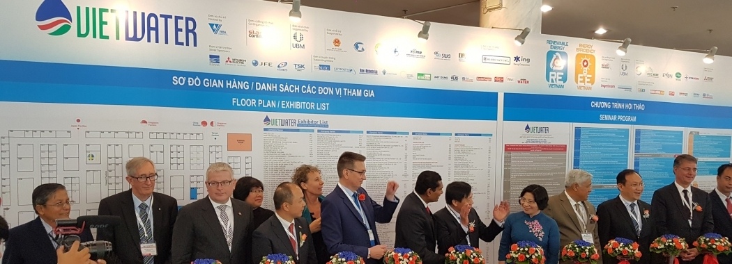 VietWater 2016 Opening Ceremony