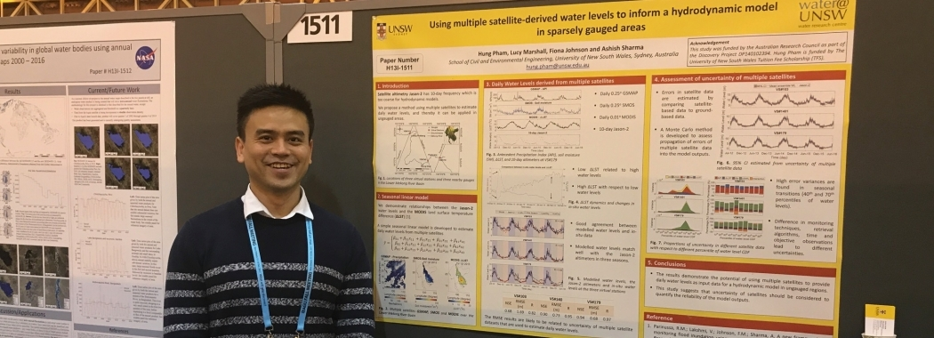 UNSW Global Water Institute Research - Thanh Hung Pham