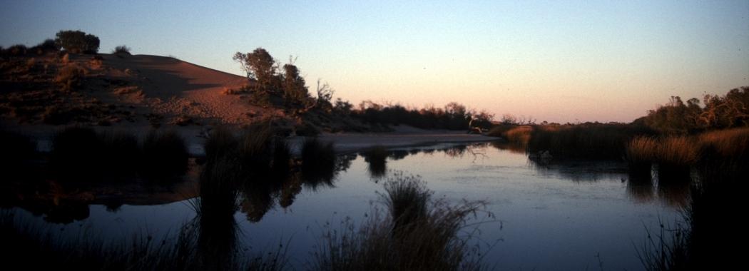 Lake Eyre Basin - Cooper Creek - Richard Kingsford