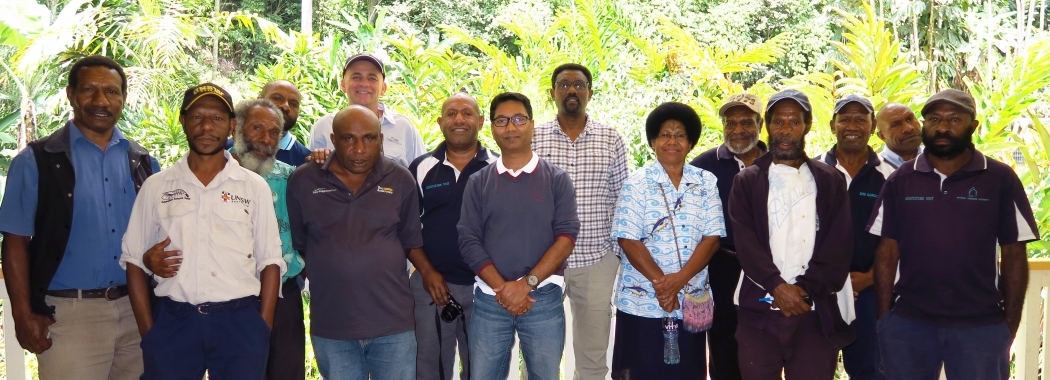 Project Team - PNG Aquaculture - UNSW Global Water Institute