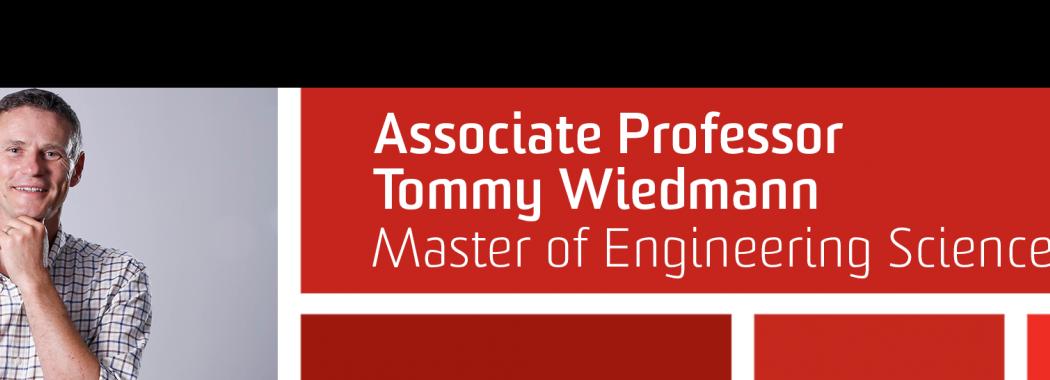 Associate Professor Tommy Wiedmann