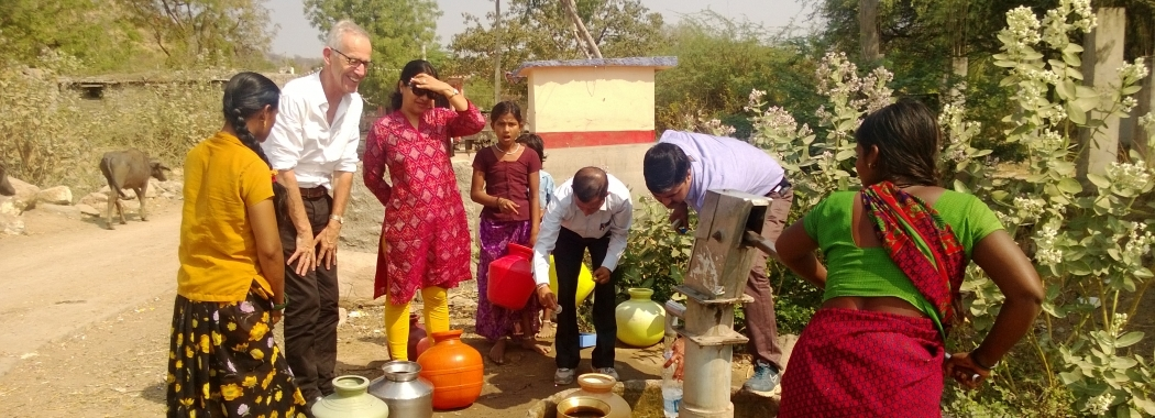 UNSW Global Water Institute - Clean water in India