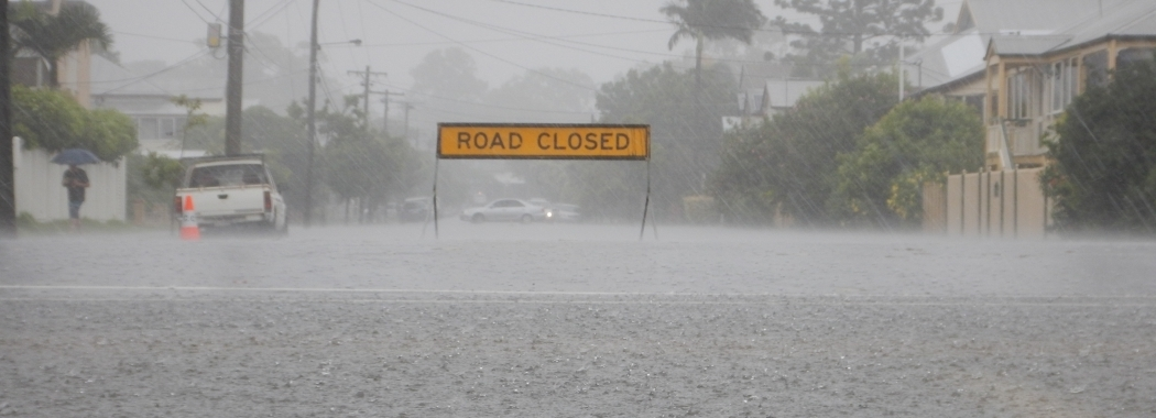 Brace for more city floods as rainfall extremes rise with climate change