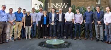 UNSW-GWI Leadership Team