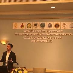 Dansie presenting in Bangkok 2