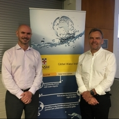 UNSW Global Water Institute Research - Michael Spencer - Behavioural solutions