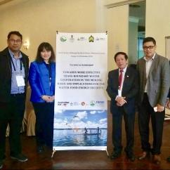 Greater Mekong Forum - Pichamon Yeophantong