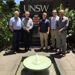 UNSW-GWI hosts Israeli delegation
