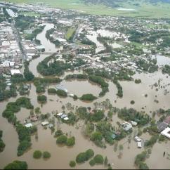 Lismore flood  2013  Rous County Council.JPG