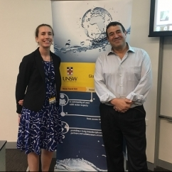 UNSW Global Water Institute Seminar - Taha Ouarda