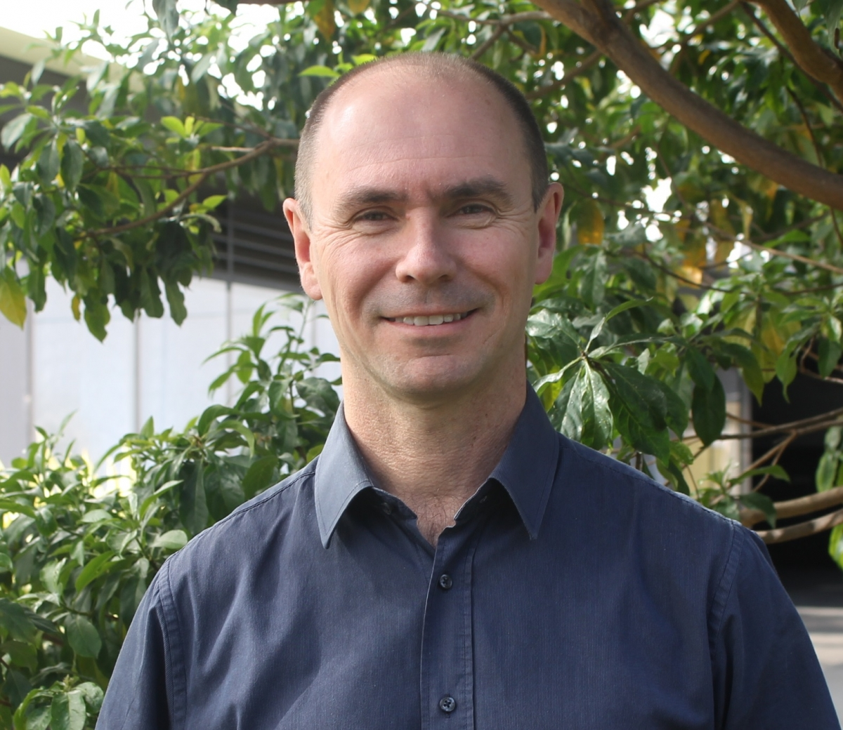 Professor Gregory Leslie, UNSW Global Water Institute